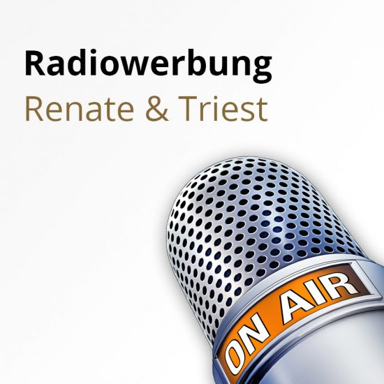 Radiowerbung_Renate_Triest