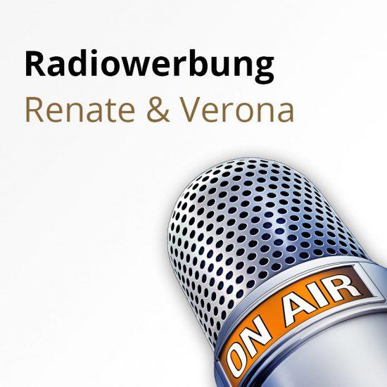 Radiowerbung_Renate_Verona