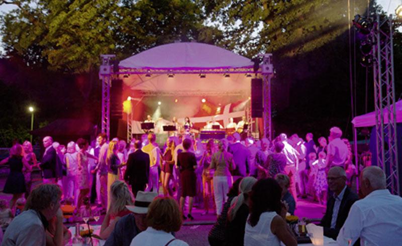 Sommerfest im Seglerhaus am Wannsee