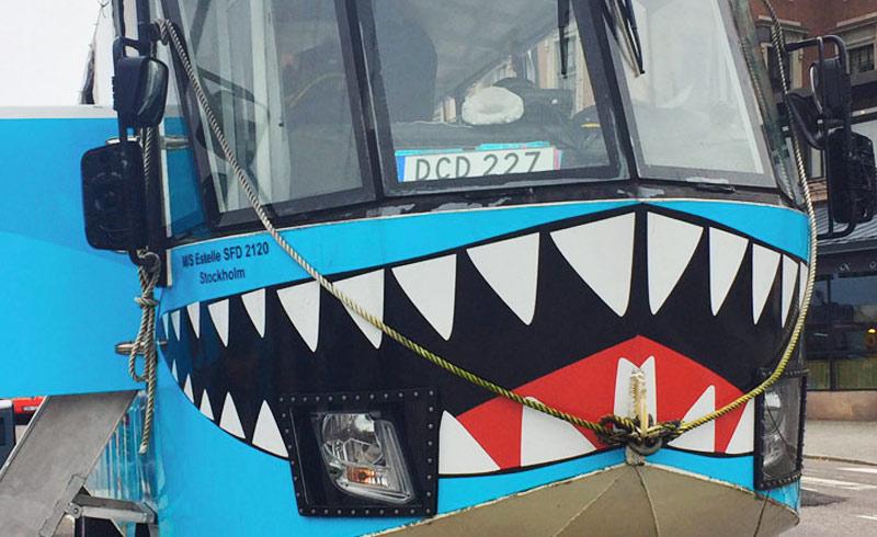 Stockholm erkunden mit dem Ocean Bus