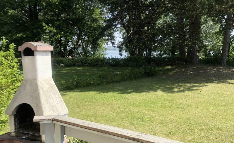 Ferienpark Scharmützelsee Ferienhaus mit Seeblick