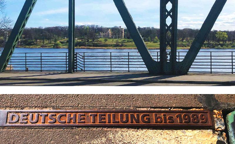 Glienicker Brücke, Agentenaustausch, Frühling