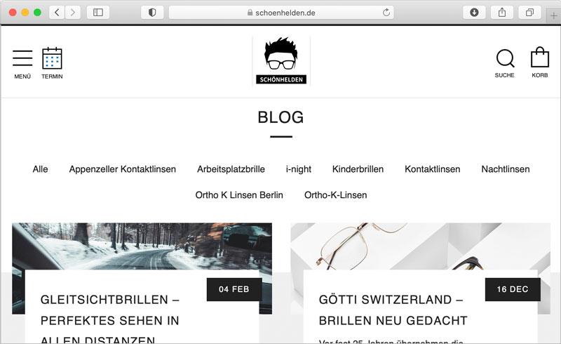 Blogtexte für Kunden schreiben