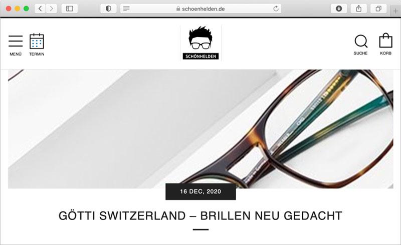 Blogtexte schreiben für den Kunden Schönhelden in Berlin