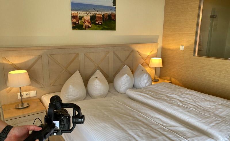 Strandhotel Seerose, Doppelzimmer